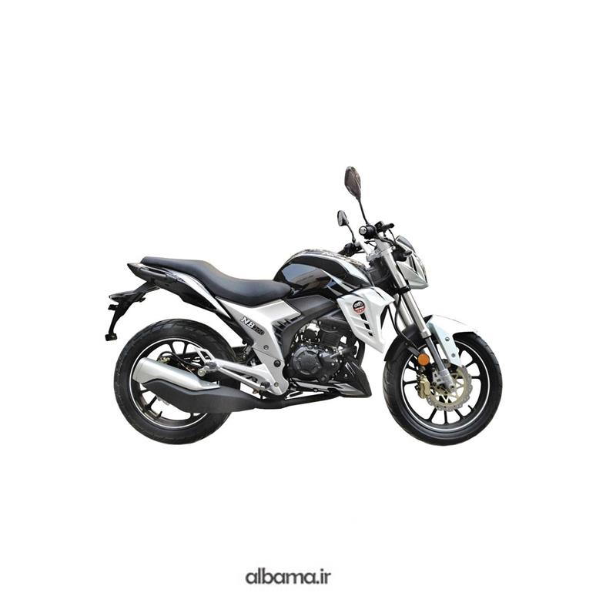 main images موتور سیکلت NB-200 همتاز