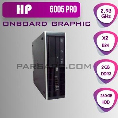 تصویر مینی کیس HP Compaq 6005 Pro