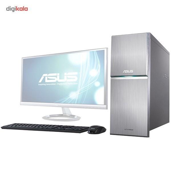 تصویر کامپيوتر دسکتاپ ايسوس مدل M70AD BH002D ASUS M70AD BH002D Desktop Computer