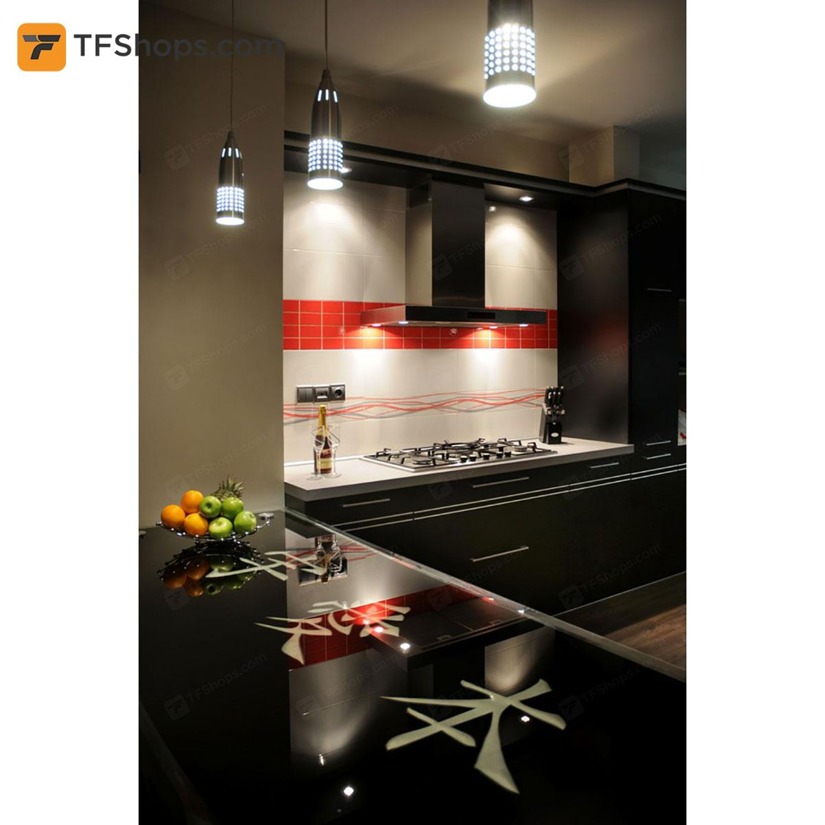 تصویر کابینت آشپزخانه تهران فرم مدل M01 Kitchen Cabinet