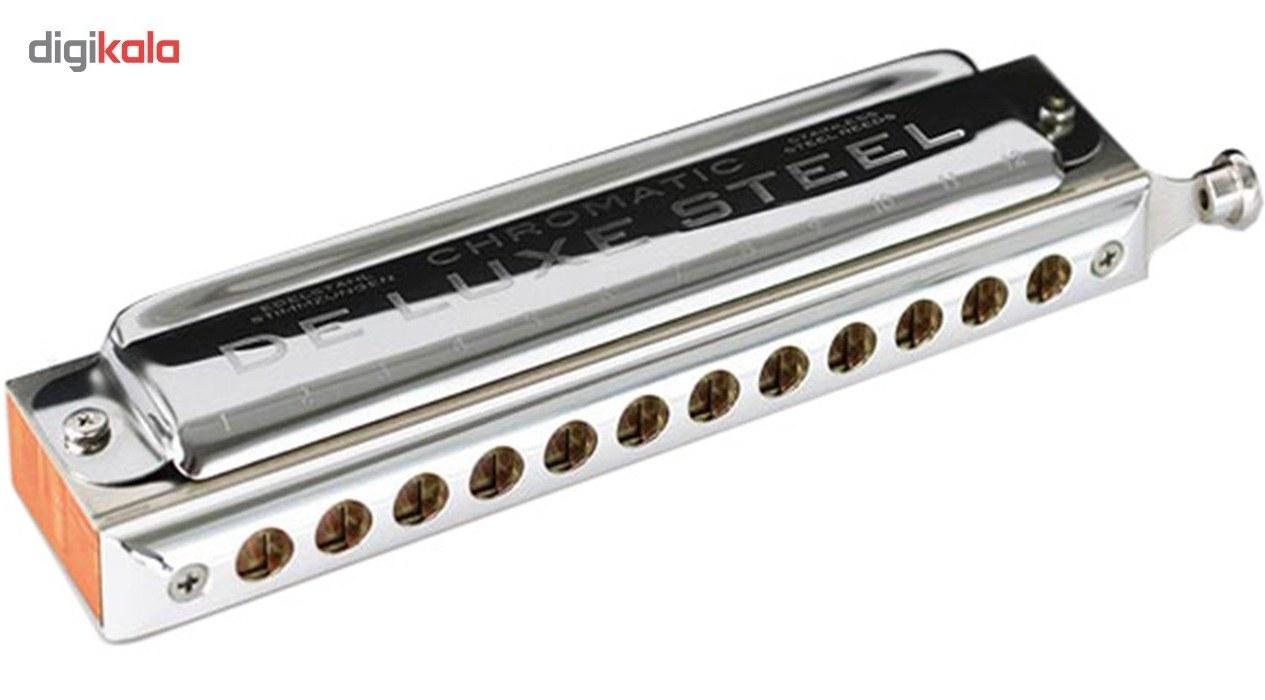 img سازدهنی سیدل مدل Deluxe Steel Acryl CNC