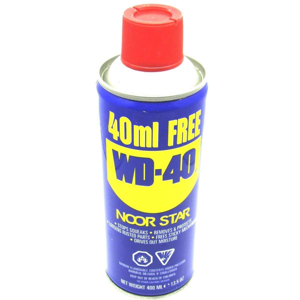 تصویر اسپری تمیز کننده چندکاره WD-40 400ml WD-40 Cleaner 300ml