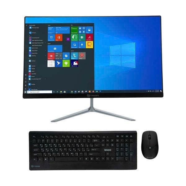 تصویر کامپیوتر آماده AIO اینوورس 24 اینچی مدل A2412B پردازنده Core i5 رم 8GB حافظه 1TB HDD گرافیک Intel