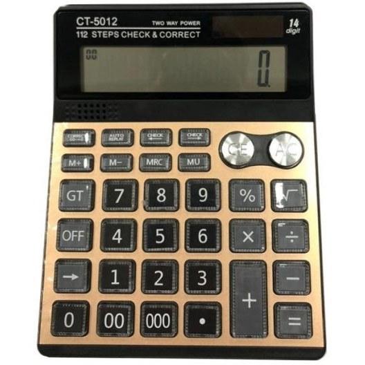 تصویر ماشین حساب مدل ct-5012