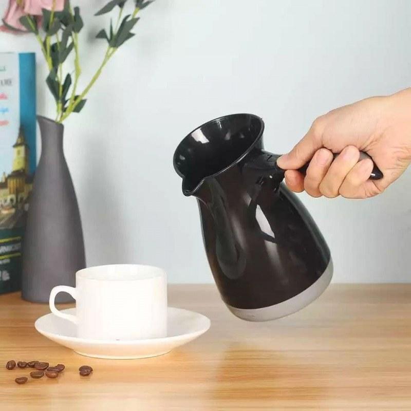 تصویر قهوه ساز برقی مدل Mylongs KF-001