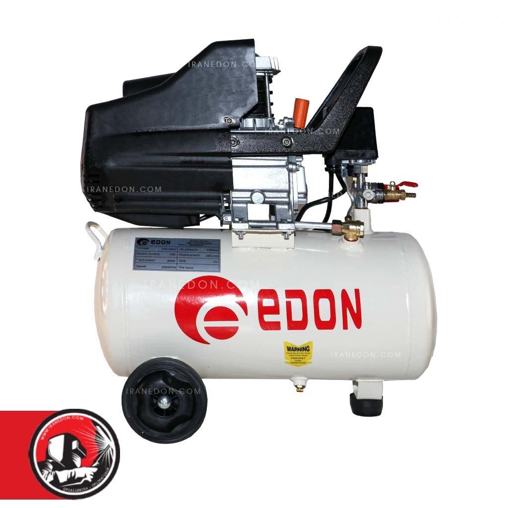 تصویر کمپرسور باد 25 لیتری ادون مدل AC800-WP25L