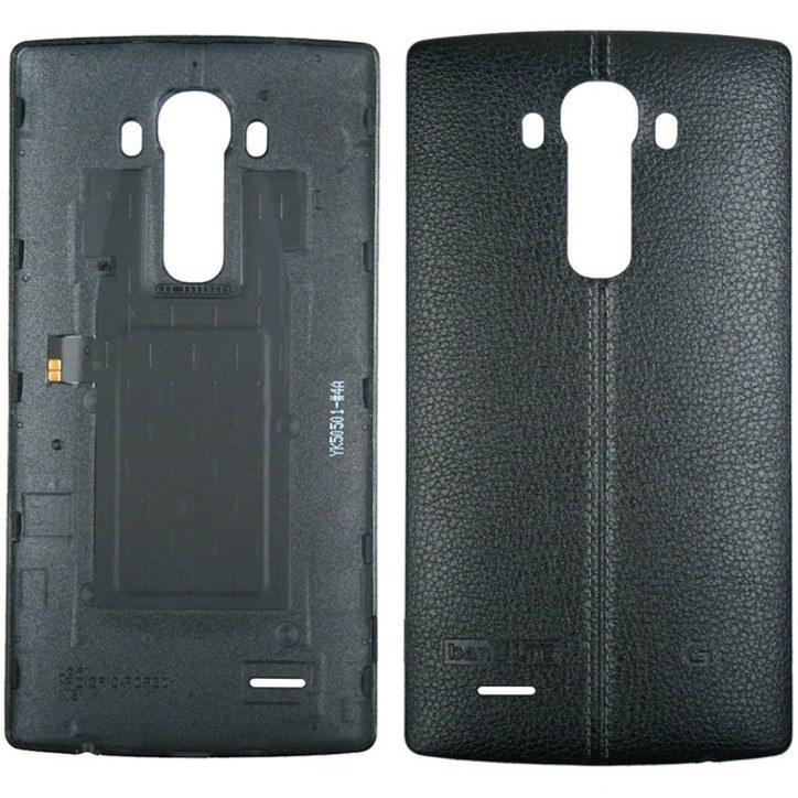 تصویر درب پشت ال جی LG G4 طرح چرم ا درب پشت ال جی جی 4 طرح چرم درب پشت ال جی جی 4 طرح چرم