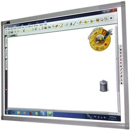 تخته وایت برد هوشمند تک کاربره الیوتی ۸۵ اینچ | Olivetti 85Inch Smart White Board
