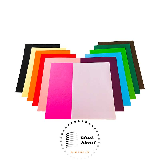main images کاغذ رنگی 80 گرمی کپی مکس COPYMAX