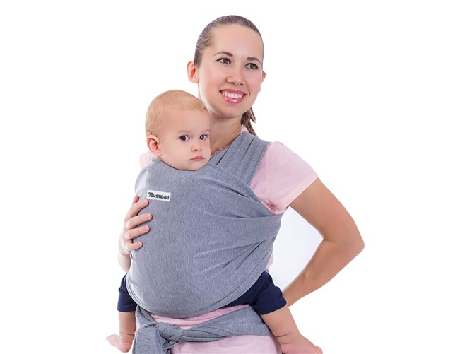 main images آغوشی کودک پارچه ای Baby Wrap Carrier All-in-1 Stretchy Baby Wraps