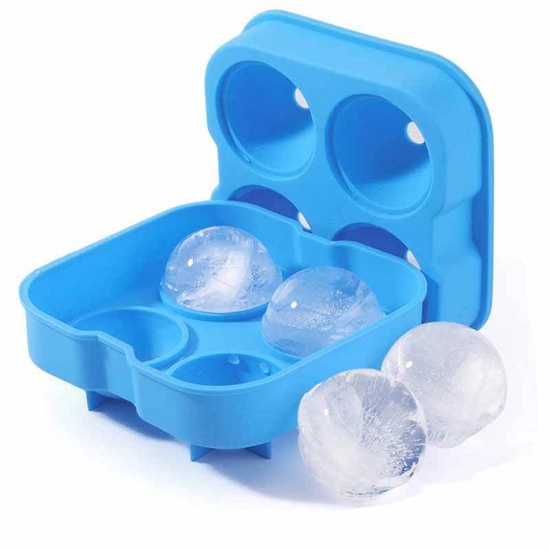 تصویر قالب یخ ساز کروی پلاستیکی