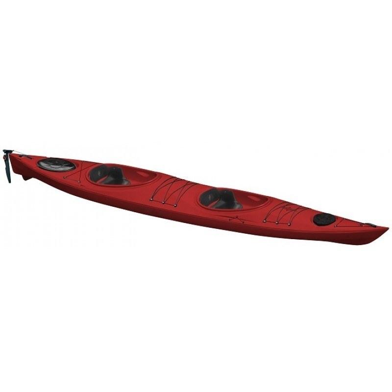 تصویر قایق کایاک تورینگ دو نفره Point 65 - Doubloon
