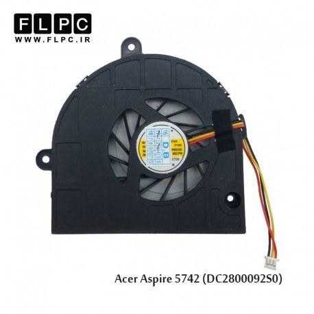 تصویر فن لپ تاپ ایسر Acer Aspire 5742 Laptop CPU Fan برعکس