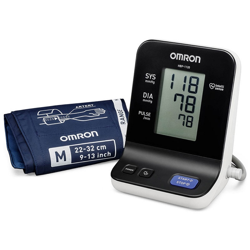 main images فشارسنج بازویی بیمارستانی امرن Omron HBP-1120 Omron HBP 1120 Blood Pressure Monitor