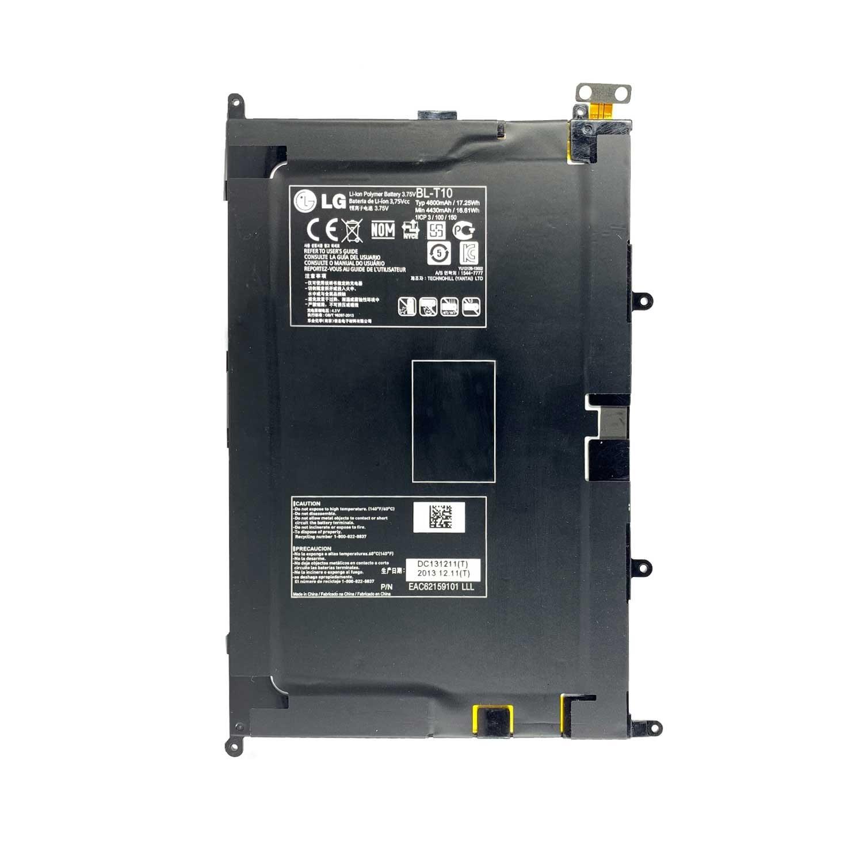 تصویر باتری تبلت ال جی LG G Pad 8.3 با کد فنی BL-T10