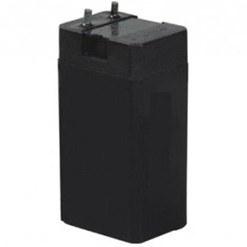 تصویر باتری شارژی 4 ولت 400 میلی آمپر Battery Lead Acid 4V 400mAh