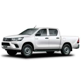 خودرو تویوتا Hilux دنده ای سال 2016 | Toyota Hilux 2016 MT