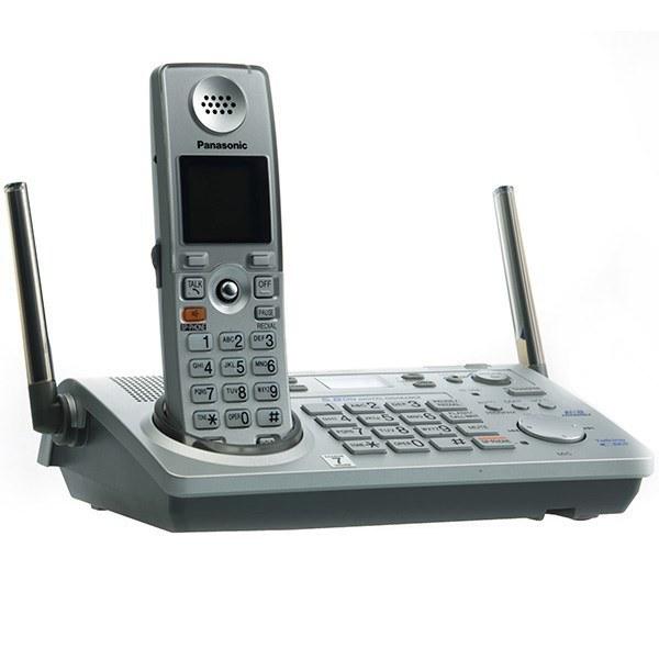 تصویر گوشی تلفن بی سيم پاناسونیک مدل KX-TG5776 Panasonic KX-TG5776 Cordless Phone