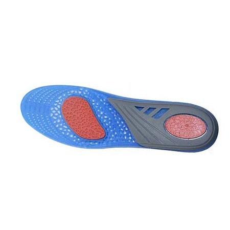 تصویر کفی طبی زنانه نقاط حساس پا فوت کر مدل FOOTCARE Three Color Silicone Insole I-043