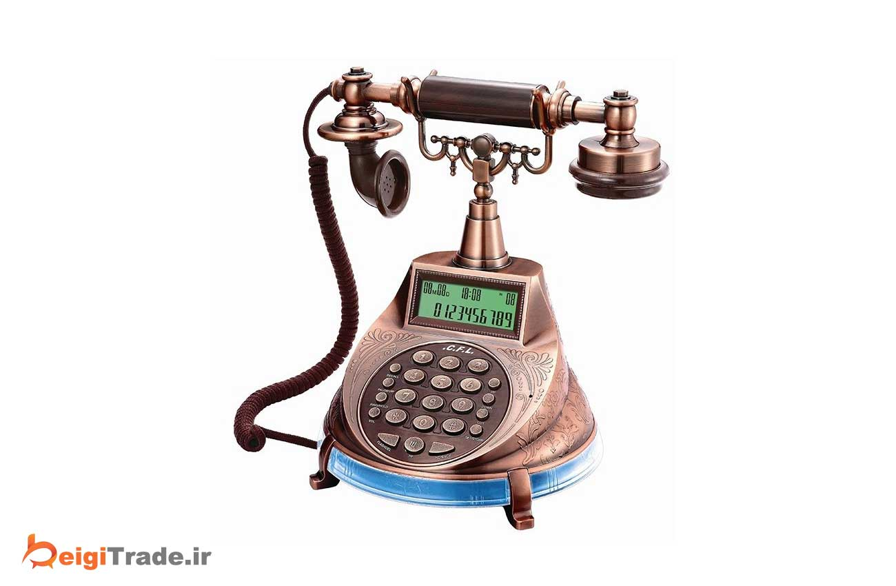 تصویر تلفن تیپ تل مدل TIP-1939