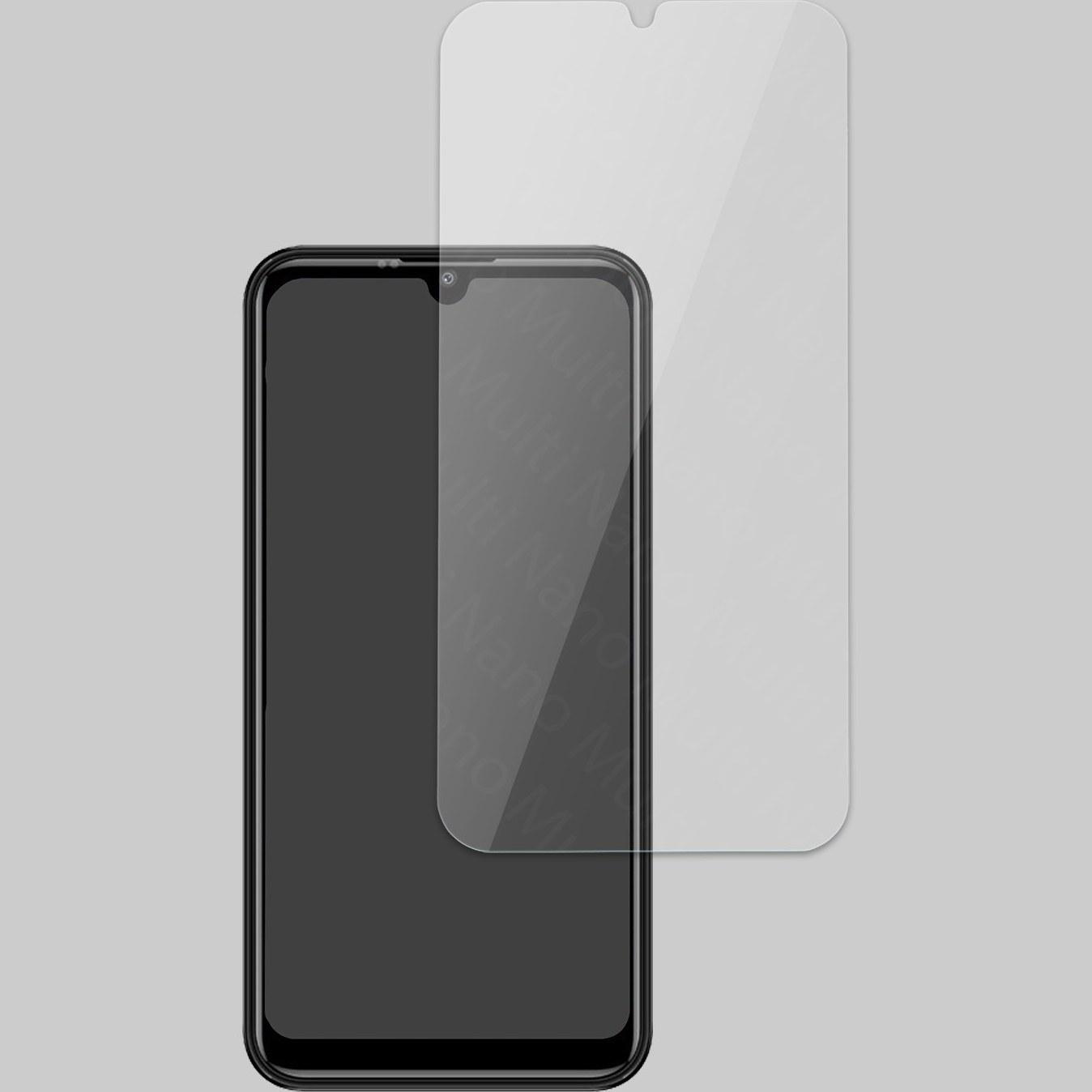 تصویر محافظ صفحه نمایش Multi Nano مدل Pro مناسب برای موبایل الجی Q10 / G Plus