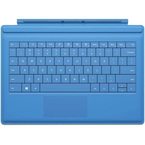 تصویر کیبورد تبلت مایکروسافت سرفیس پرو 3 Microsoft Surface Pro 3 Type Cover