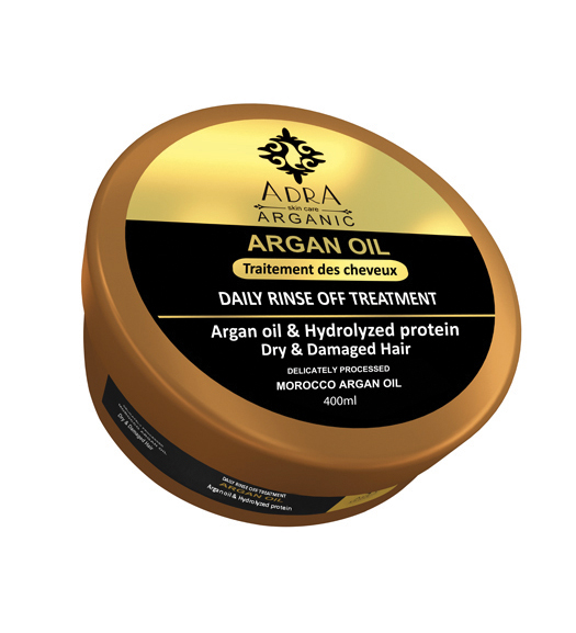 عکس ماسک موی آرگان آدرا مناسب موهای خشک و آسیب دیده حجم 400 میل Adra Argan Oil Hair Mask For Dry & Damaged Hair 400ml ماسک-موی-ارگان-ادرا-مناسب-موهای-خشک-و-اسیب-دیده-حجم-400-میل