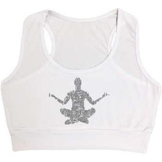 نیم تنه زنانه طرح یوگا کد ۲