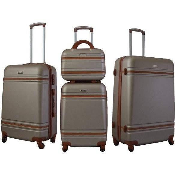 مجموعه چهار عددی چمدان اسکای برد کد 3346