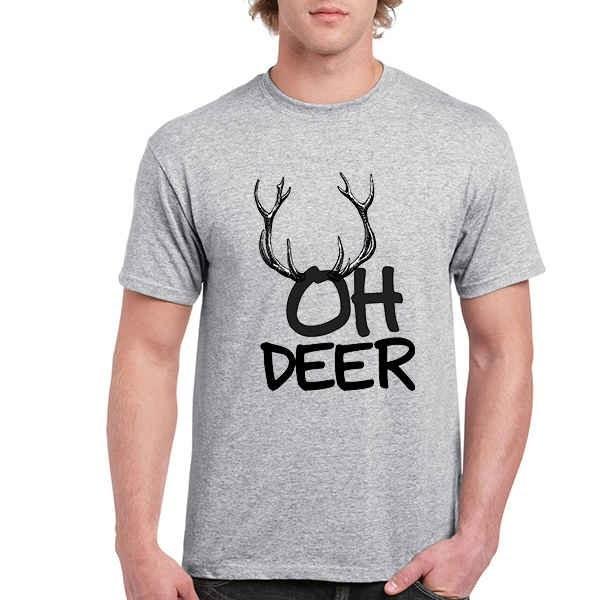 تی شرت آستین کوتاه مردانه ملانز کد a30
