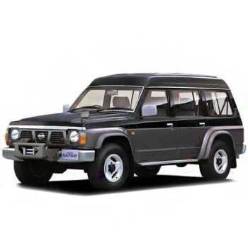 خودرو نیسان Safari دنده ای سال 1992 | Nissan Safari 1992 MT