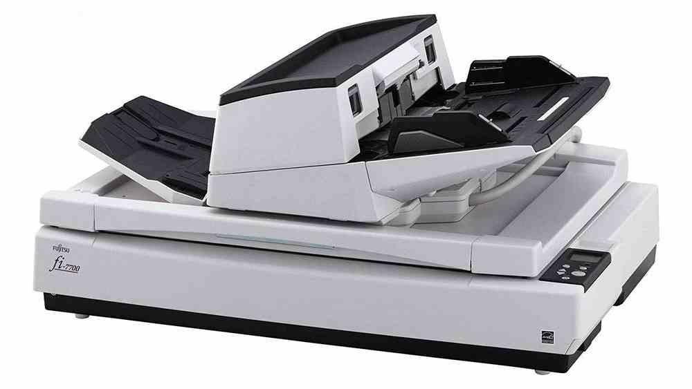 تصویر اسکنر فوجیتسو مدل FI7700 LOW Fujitsu FI7700 LOW lmage Scanner