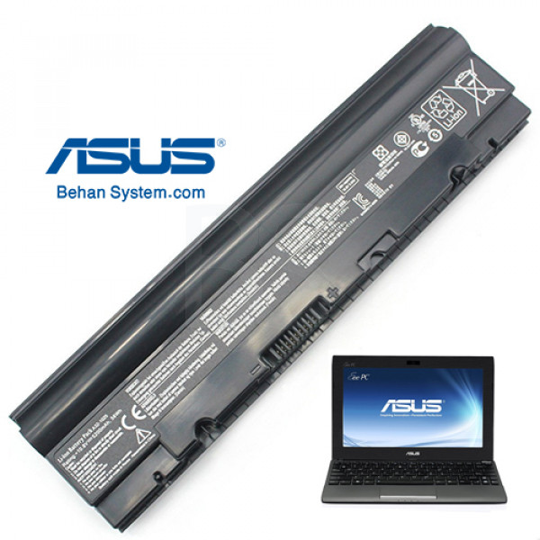 main images باتری 6 سلولی لپ تاپ ASUS مدل Eee PC 1025