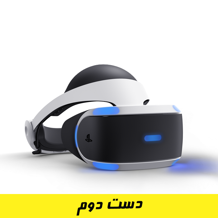 تصویر هدست واقعیت مجازی PlayStation VR دست دوم