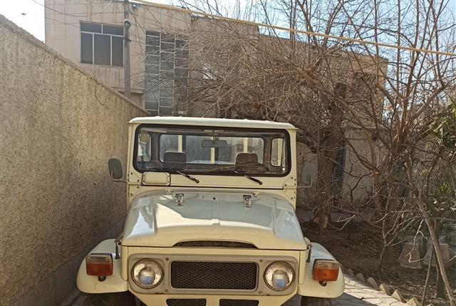 خودرو تویوتا، لندکروز وانت تک کابین، 2f، 1362