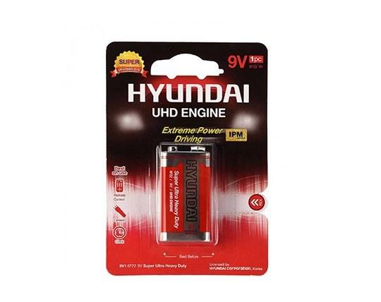 باتری کتابی هیوندای مدل Super Ultra Heavy Duty
