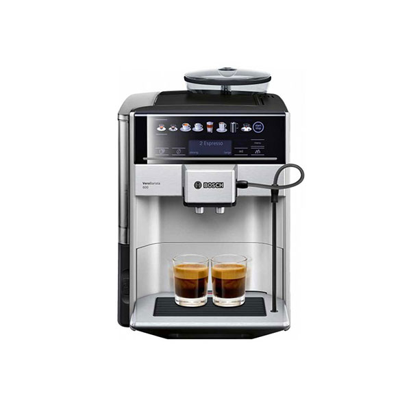 تصویر اسپرسو ساز بوش مدل TIS65621RW با توان ۱۵۰۰ وات Bosch espresso machine model TIS65621RW with power of 1500 watts