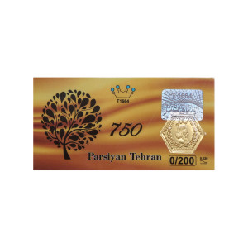 تصویر سکه طلا پارسیان مدل P200