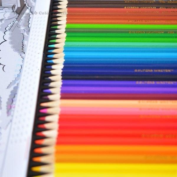 عکس مداد رنگی ۳۶ رنگ جعبه فلزی پیکاسو  مداد-رنگی-36-رنگ-جعبه-فلزی-پیکاسو