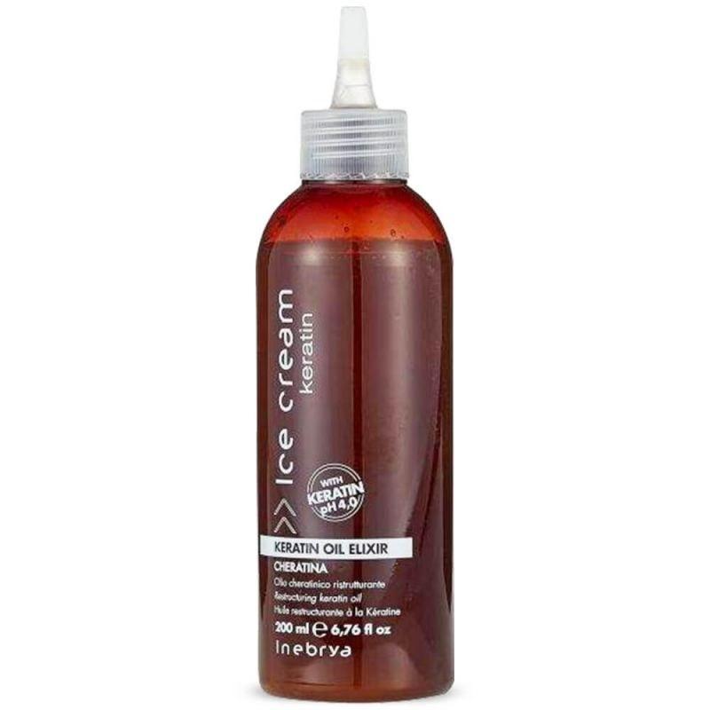 Ice Cream Keratin Hair Oil 200ml