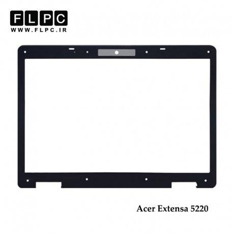 تصویر قاب جلو ال سی دی لپ تاپ ایسر Acer Extensa 5220 Laptop Screen Bezel _Cover B