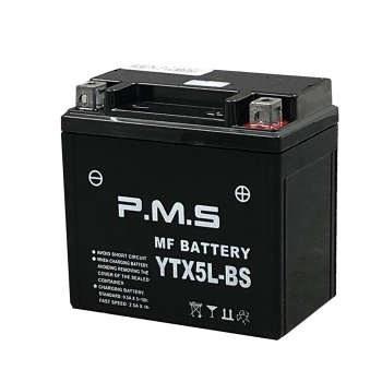 باتری موتور سیکلت پی ام اس مدل YTX5L-BS |