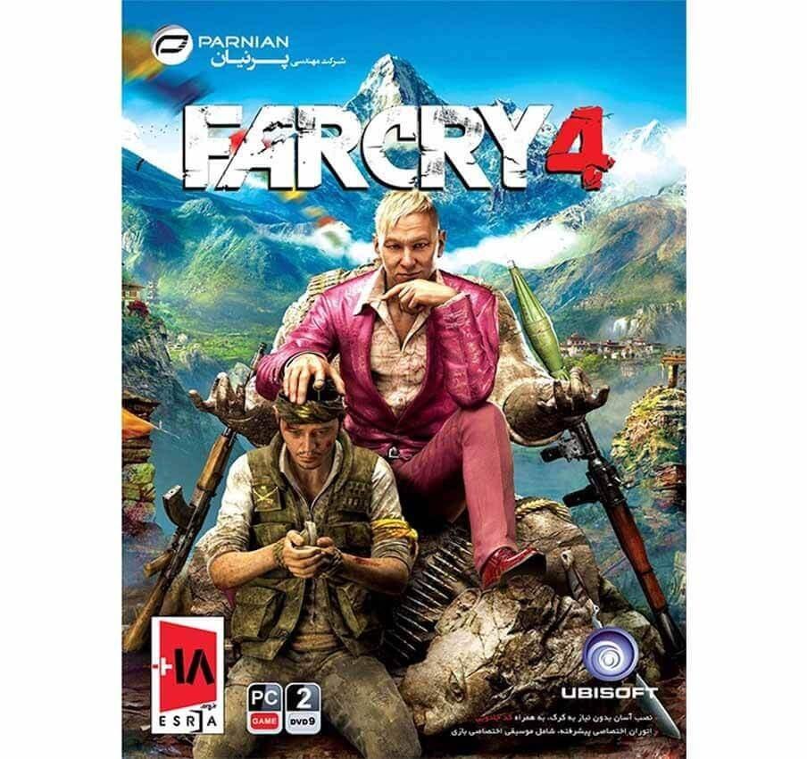 تصویر بازی FARCRY 4 فارکرای 4