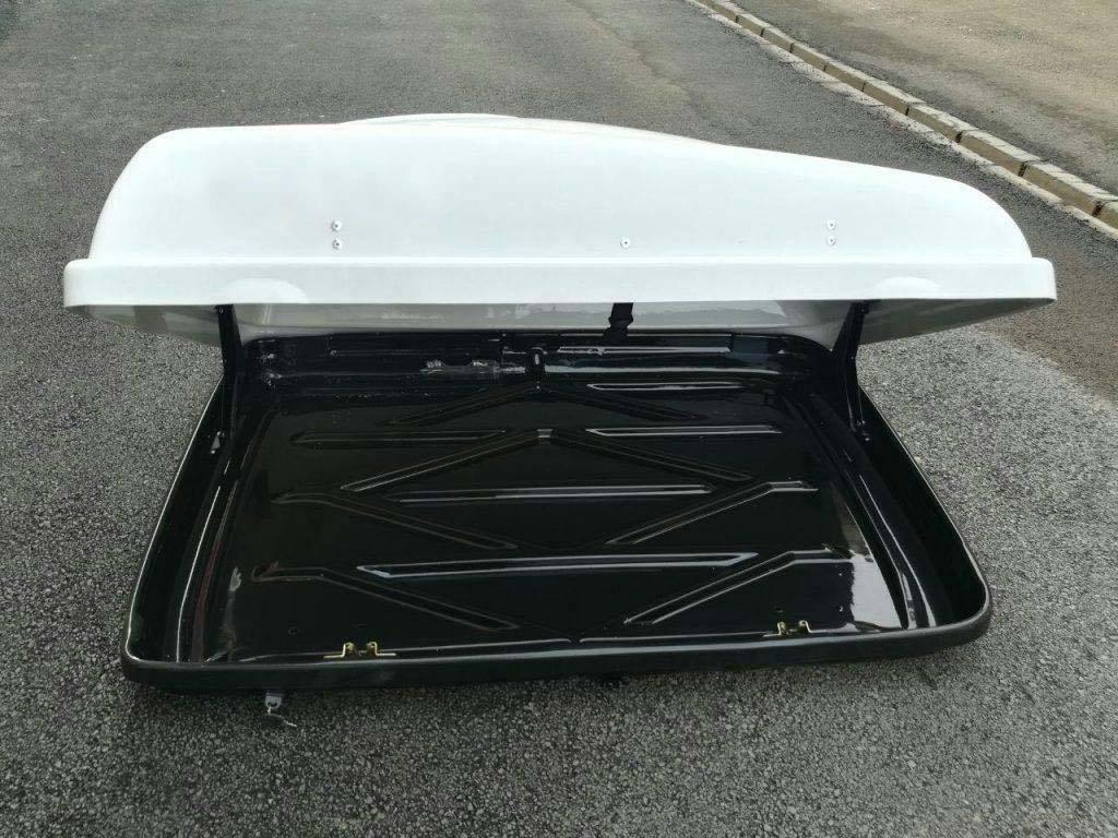 جعبه باربند مسافرتی خودرو 350 لیتری |