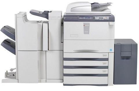 تصویر دستگاه کپی توشیبا مدل ای استادیو 655 کپی توشیبا e-STUDIO 655 Copier