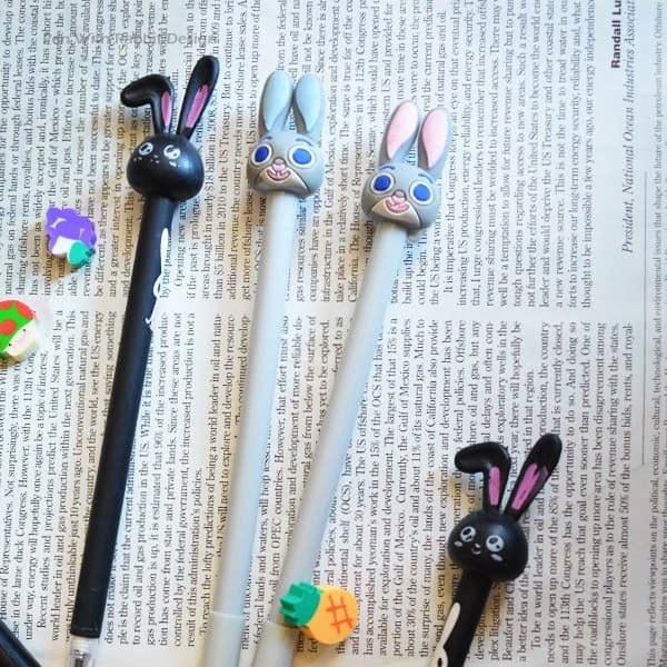 عکس روان نویس فانتزی طرح خرگوش  روان-نویس-فانتزی-طرح-خرگوش