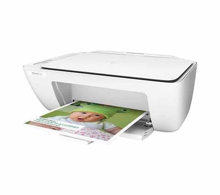 تصویر پرینتر چندکاره اچ پی مدل DeskJet 2131 HP DeskJet 2131 All-in-One Printer