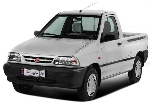خودرو سایپا، پراید وانت، 1399