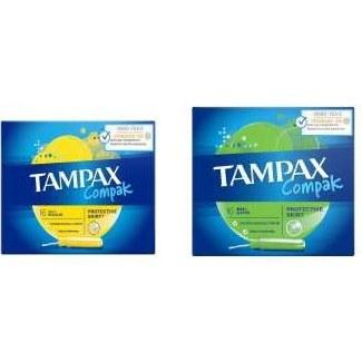 تامپون تامپکس مدل Compak مجموعه 2 عددی |