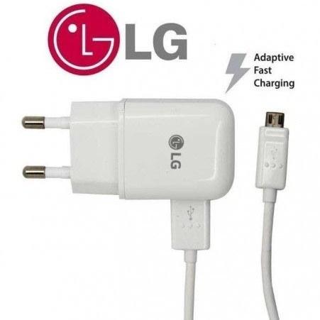 main images شارژر اصلی ال جی فست شارژر LG Fast Charger به همراه کابل